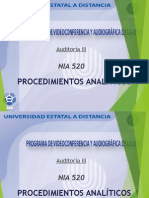 Nia 520 Procedimientosanaliticos - Expo