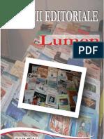 Catalog Colectia Stiintele Educatiei Editura Lumen 2001 2010