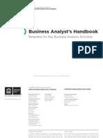 Business Analyst Handbook.pdf