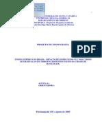 Modelo Projeto de Monografia