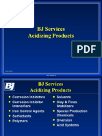 06 Acidizing Product Line Rev 2006-02
