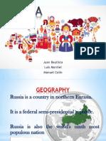 RUSSIA presentacion