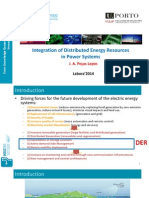 Integration of Distributed Energy Resources in Power Systems Pecas Lopes