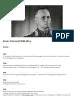 LeMOBiografie-Biografie Erwin Rommel