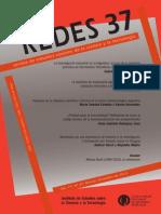 Impactos de la diáspora científica y técnica en el sector biotecnológico argentino, María Soledad Córdoba y Valeria Hernández Redes Nr 37 Dic 2013