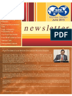 SPE Newsletter July 2015