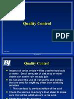 10a Quality Control