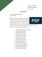 .. .. CorteSuprema Spe Documentos AV 0013-2004-SPE-CS-PJ 061207