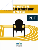 MappingFuturePoliticalLeadershipofPakistan_August2015