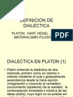 definicion de dialectica.ppt