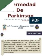Enfermedad de Parikinson