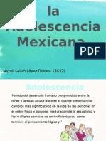 Suicidios en La Adolescencia Mexicana