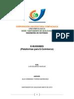 Plataformas para E-Commerce)