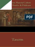 Drinking - Taverns & Publicans