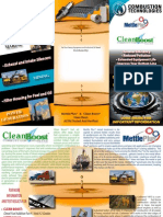 Clean Boost Fuel Treatments, Combust Filters, Cold Flow, Anti-Gel, Octane Booster, Diesel Fuel Additive