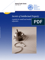 Secrets of Intellectual Property - a guide for SMEs