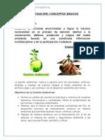 Gestion Ambiental Investigacion