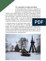 Nordic Apostolate February 2010