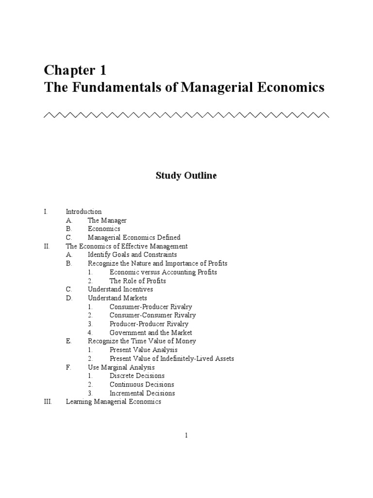 managerial economics chapter 4 answers Chapter 4 the theory of individual behavior mcgraw-hill/irwin copyright © 2006 by the mcgraw-hill companies, inc  managerial economics and business strategy, 5e.