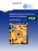 Marketing Crafts and Visual Arts