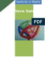 Creativity Maths Booklet
