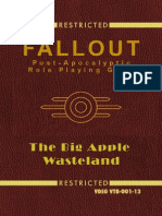 Fallout The Big Apple Wasteland