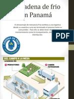 La Cadena de Frio en Panamá