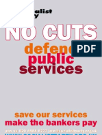 Defend Public Services www.socialistparty.org.uk