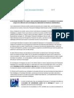 Planeación Estratégica de Tecnología Informática