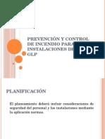 Prevención y Control de Incendio Para Instalaciones de Gn 2