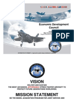 MGen Davis F-35 Production Profile Slide 24