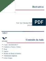 Aula3 - Derivativos
