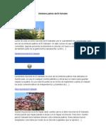 Símbolos Patrios de Centro América