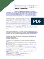 sistemas operativos (!)