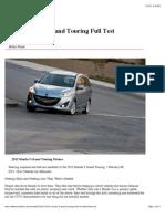 2012 Mazda 5 Grand Touring Full Test