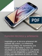 Samsung Galaxy s6 Paola Pinto