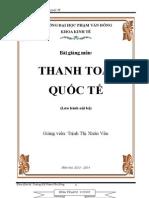 Bai Giang Mon Thanh Toán Quoc Te Moi