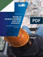 Project Delays & Overruns Study - KPMG