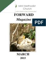 March Forward 2015