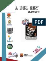 Guia Copa Del Rey 2010 Basket