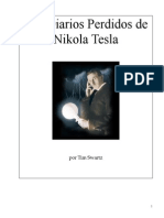 Los Diarios Perdidos de Nikola Tesla (Swartz)