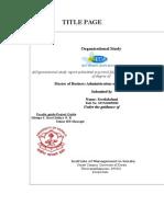 58676577-Organisational-Study.docx