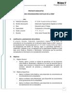 Esquema Proyecto Educativo (Autoguardado)