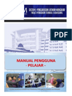 Manual Pengguna - Pelajar