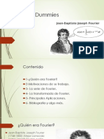 Fourier Para Dummies