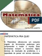Matemática Atualizado 27.11.12