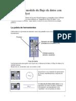 Elaborar Un Modelo de Flujo de Datos Con ProcessAnalyst