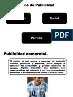Tipos de Campañas