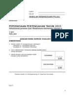 Mid Year Exam Pjk Thn 4