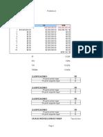 Evaluación de presupuestos de capital